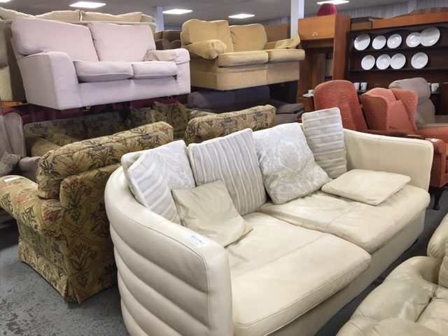 Community Furniture Stores Prevent 450 Tonnes Of Waste
